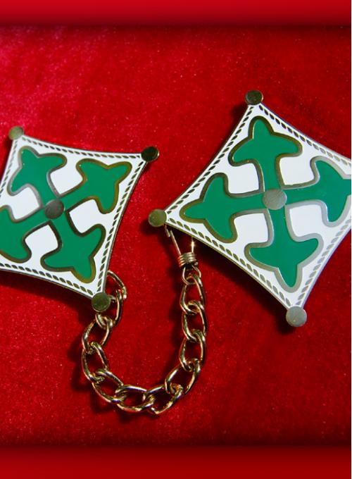 Фибула Green Cross