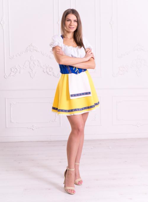 Баварское платье Патриотка