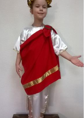 Греческий костюм