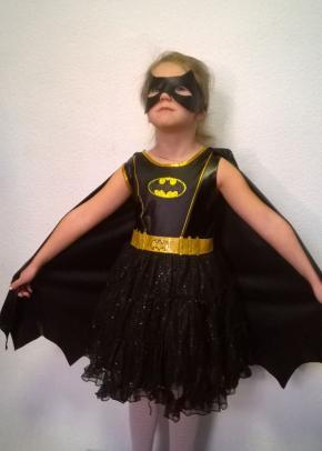 Леди Бэтмен